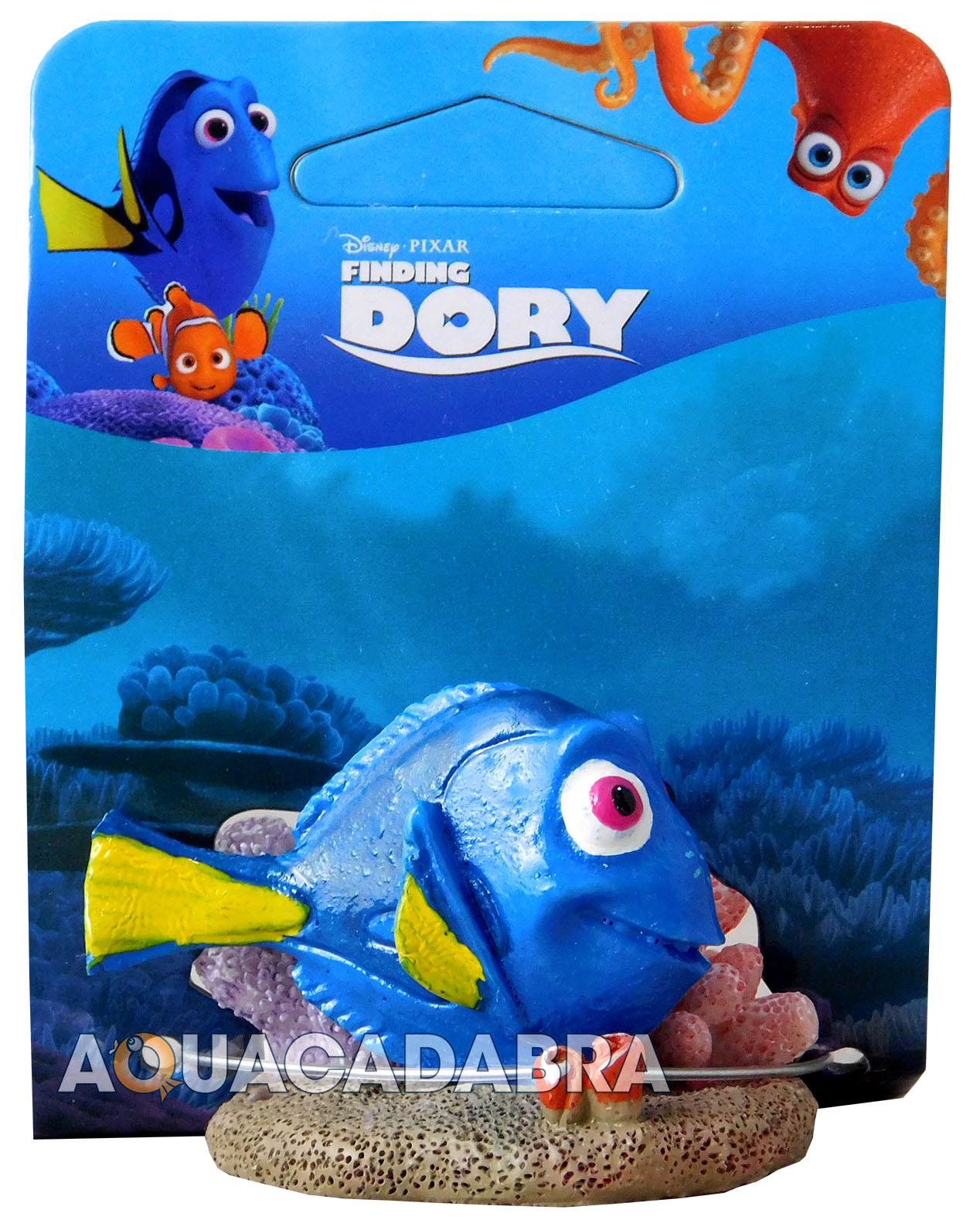 Finding dory aquarium ornaments marlin nemo disney pixar for Finding dory fish tank