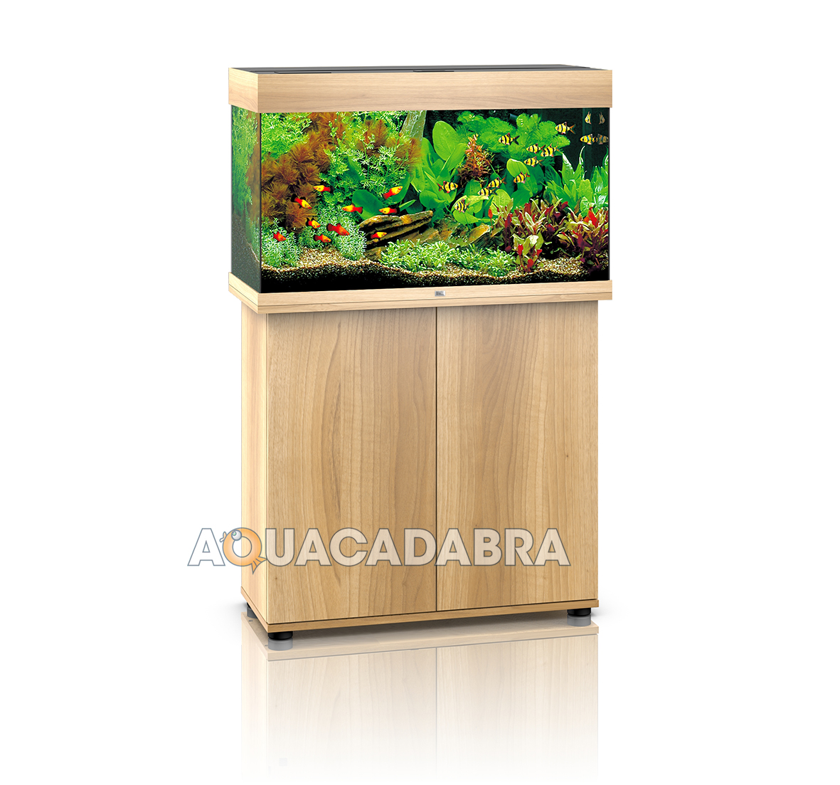 Details About Juwel Rio 125 Led Aquarium Cabinet Led Lighting Filter Heater Fish Tank