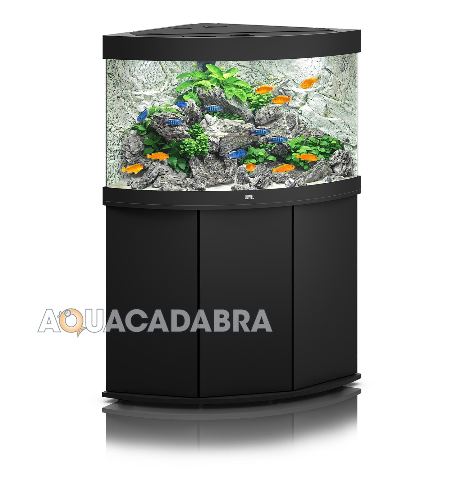 juwel trigon 190 led aquarium cabinet led lighting filter heater ebay. Black Bedroom Furniture Sets. Home Design Ideas