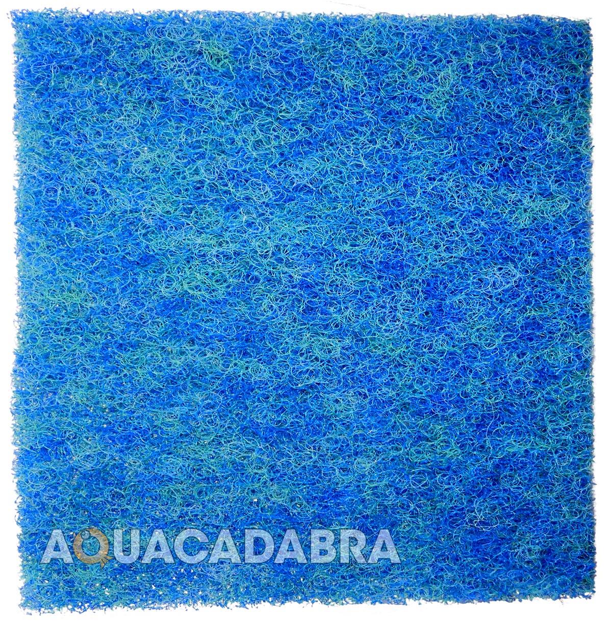 Genuine japanese jap matting mat blue koi fish pond box for Koi pond media