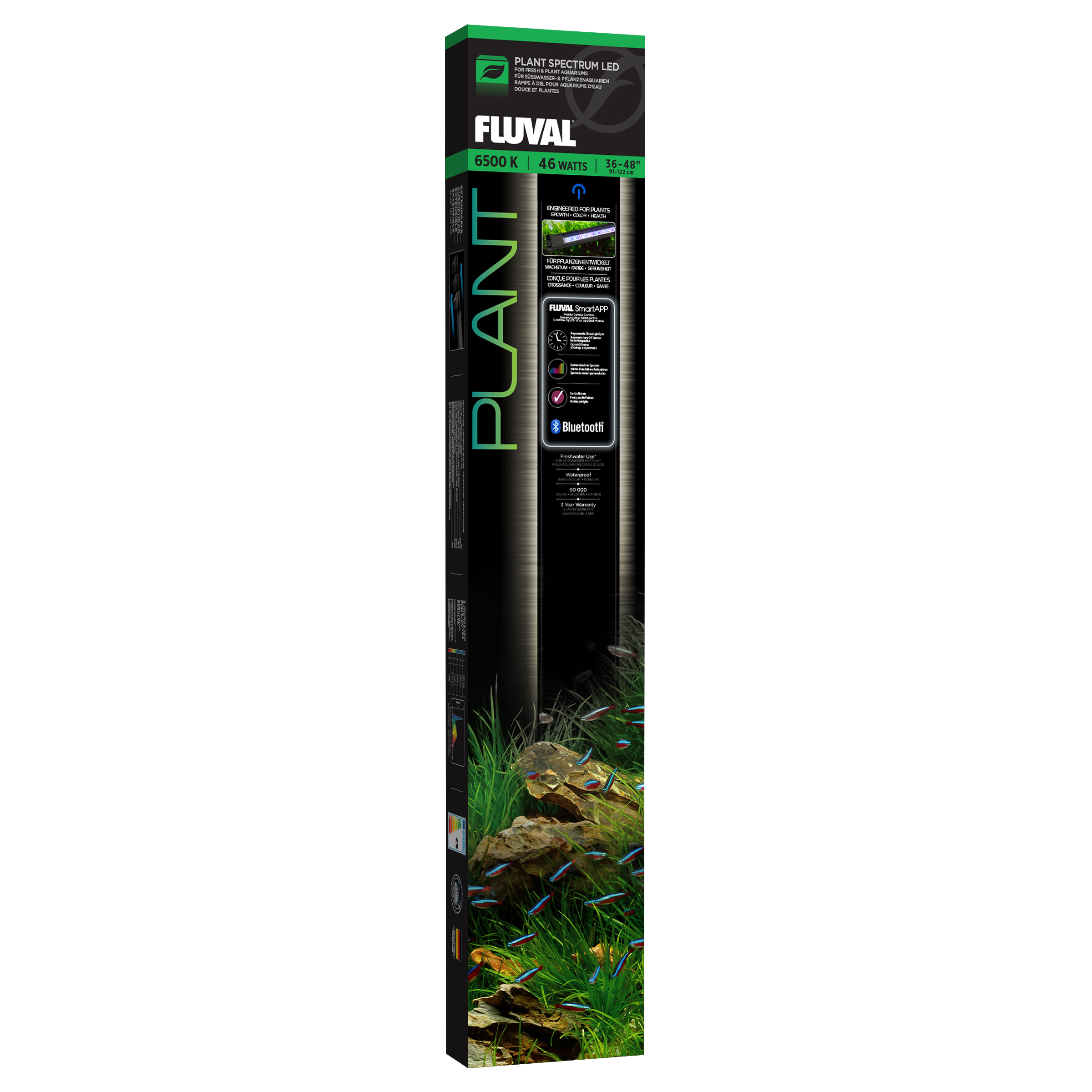 Fluval Plant 3 0 Led Bluetooth Controlled Freshwater