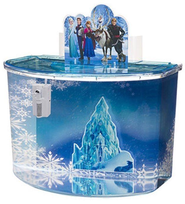 Disney aquarium background 1000 aquarium ideas for Best way to freeze fish