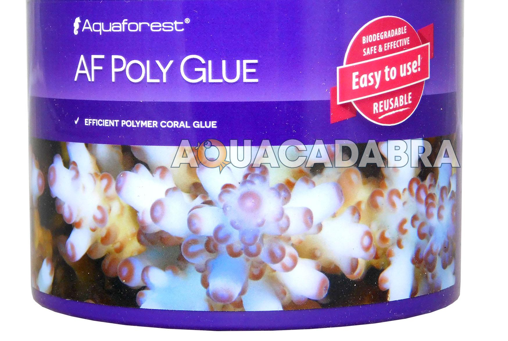 Aquaforest af poly glue 600ml coral polymer adhesive for Fish tank glue