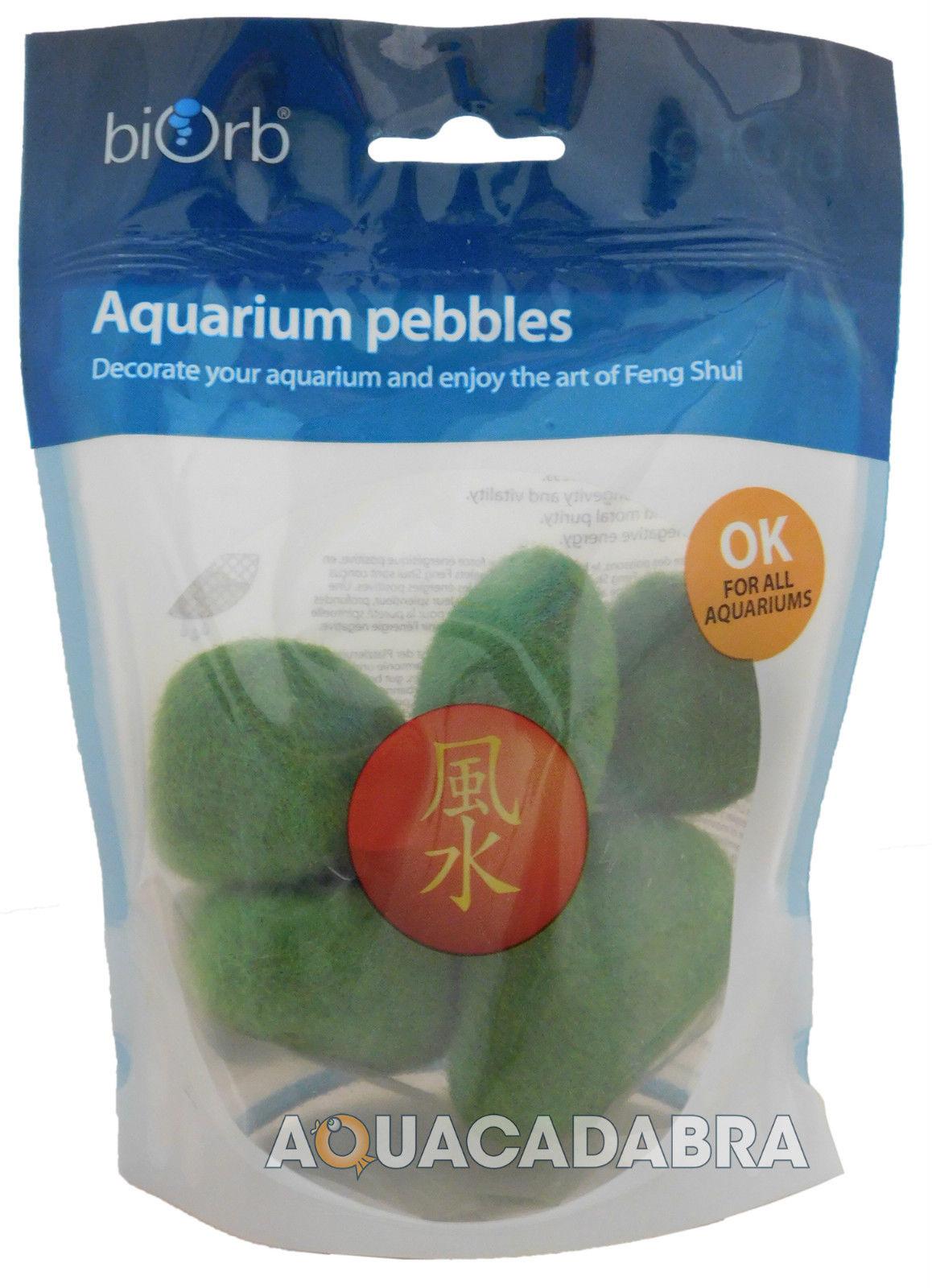 reef one biorb moss pebble pack green feng shui decoration aquarium fish tank ebay. Black Bedroom Furniture Sets. Home Design Ideas