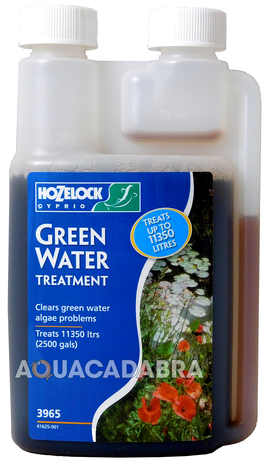 how to treat pond water for fish