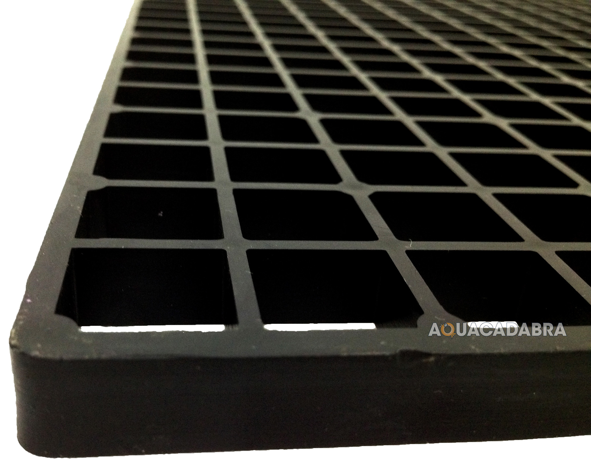 Square Cut Filter Box Grids Egg Crate Fish Coral Aquarium