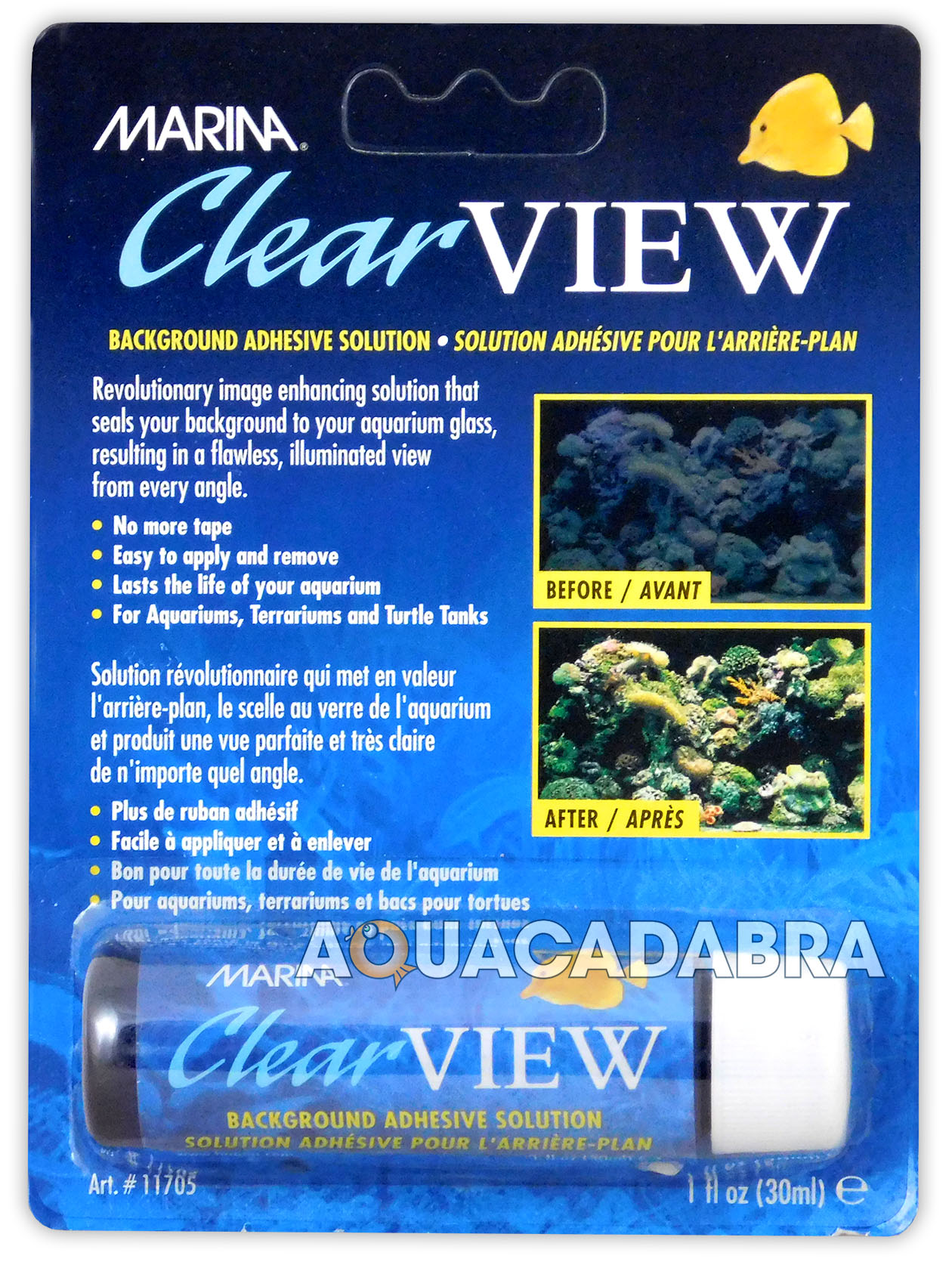 Image Is Loading Marina Clear View Background Poster Fix Adhesive No
