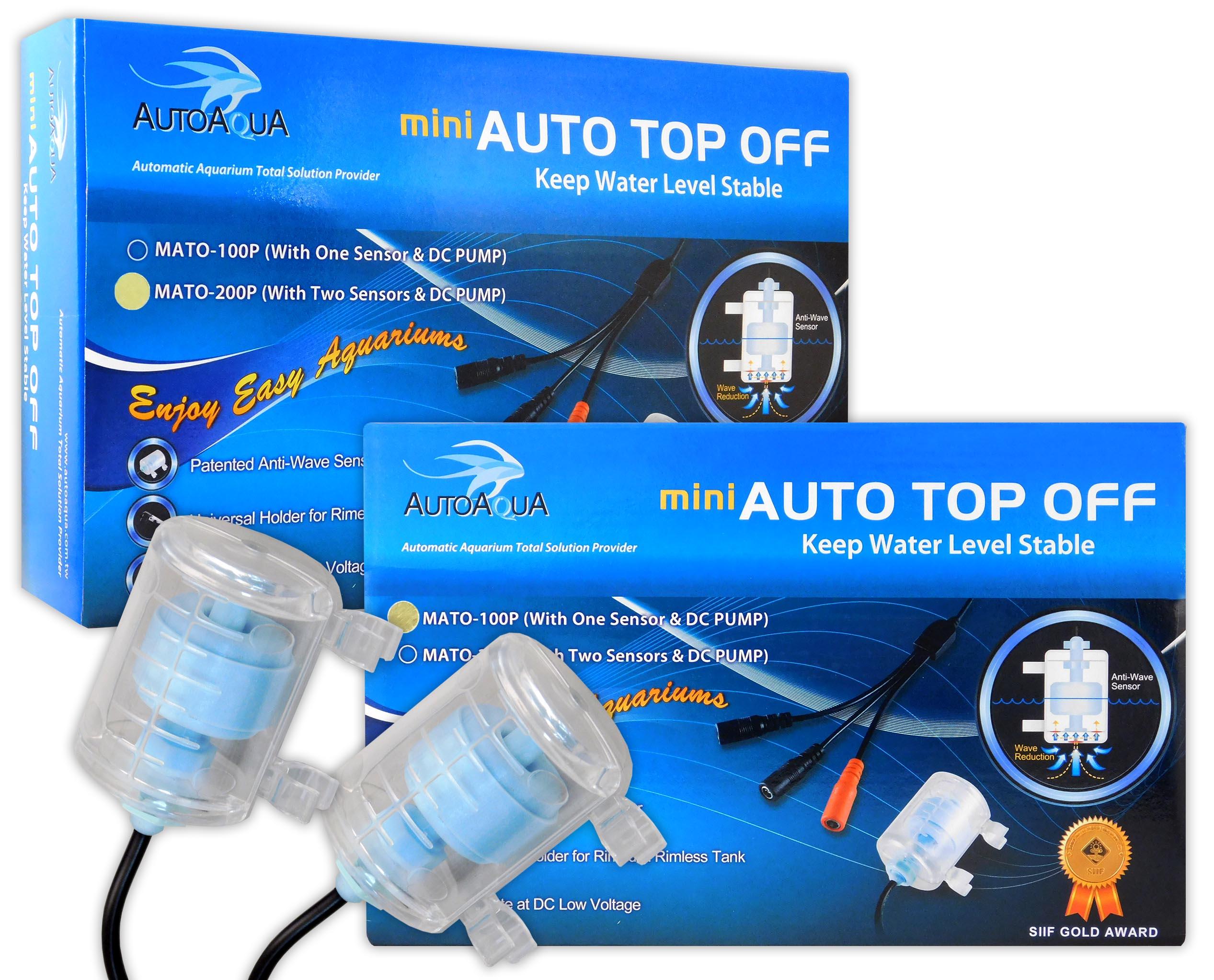 Autoaqua Mini Ato Auto Water Top Off Up Pump System 1 2