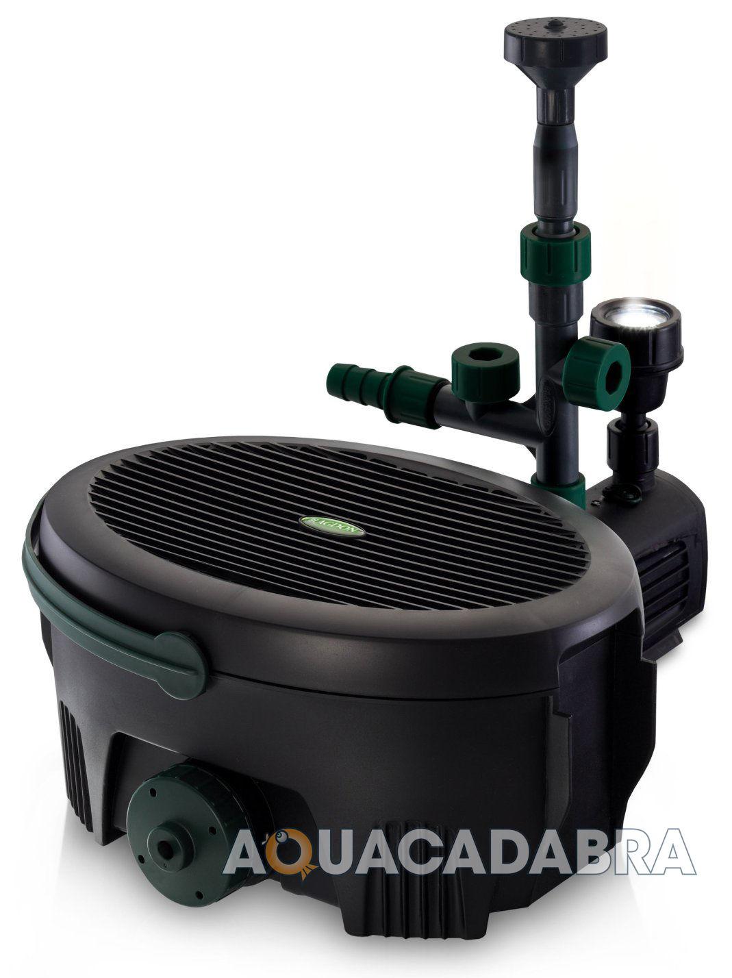Blagdon Inpond Filter Uvc Pond Submersible Pump Led Light