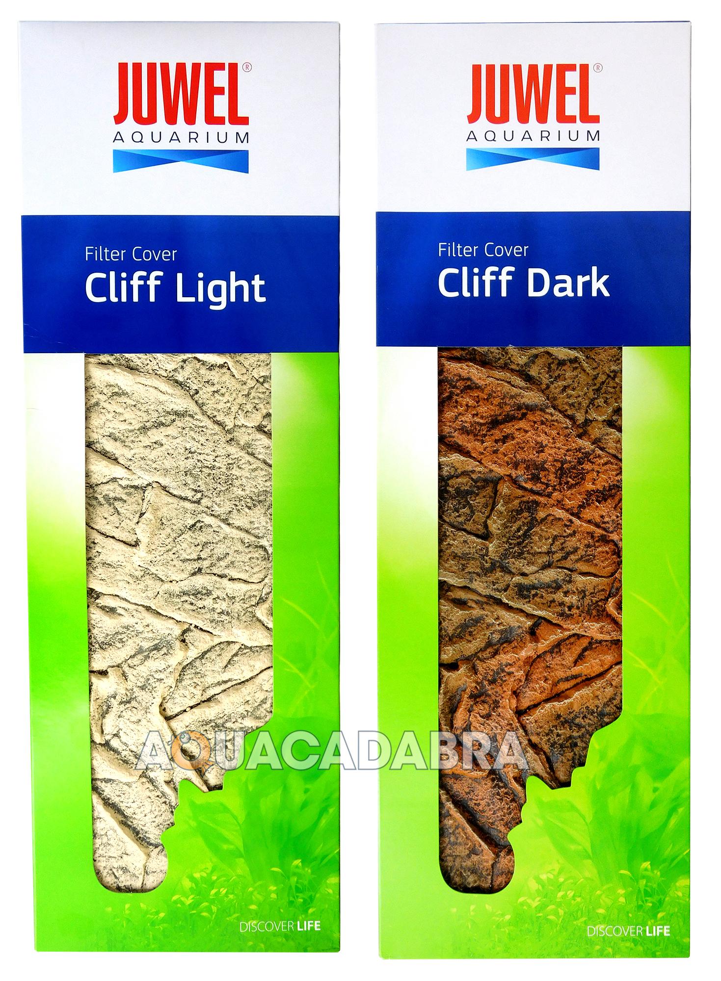 Juwel Filter Cover Cliff Dark Light Fish Tank Aquarium