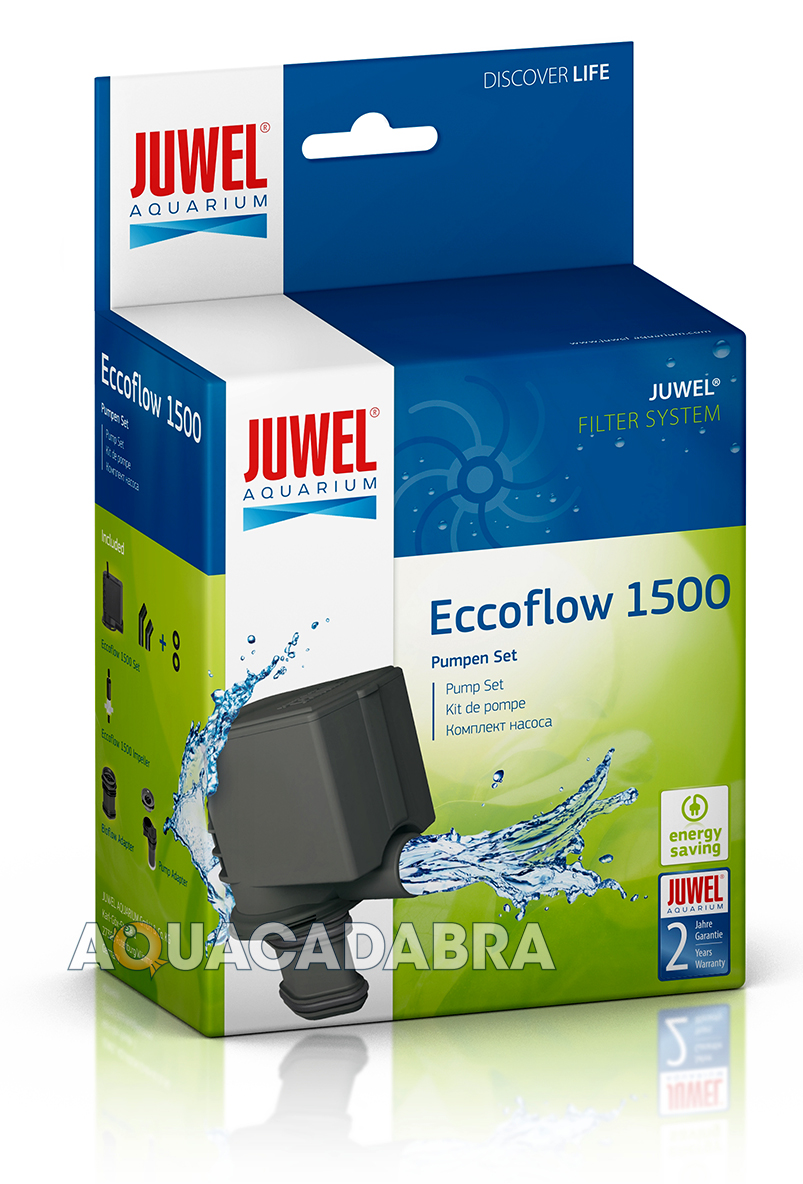 JUWEL-ECCOFLOW-PUMP-SET-POWERHEAD-280-400-600-1000-1500-was-BioFlow