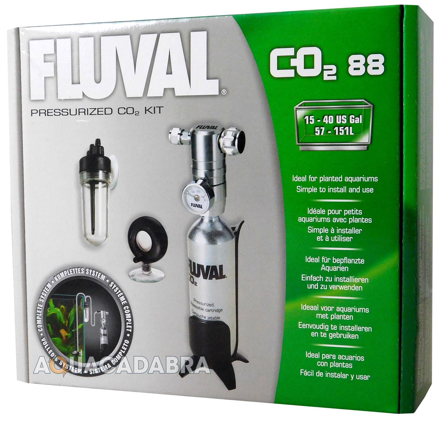 Fluval Pressureized Co2 Kit Mini System Fish Tank Plant