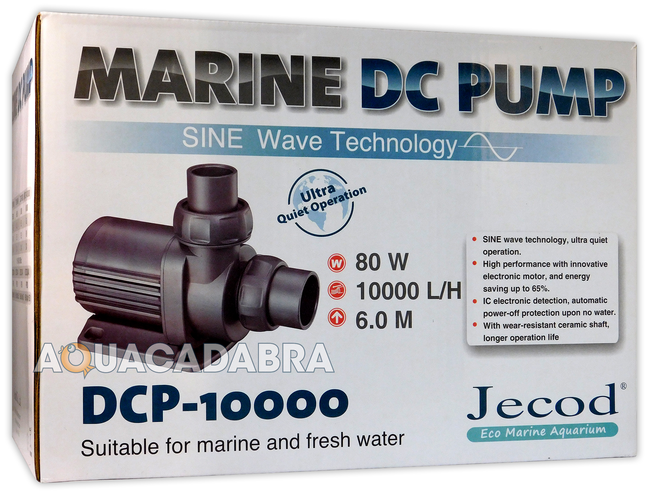 Jebao-jecod-DC-pompe-Variable-Debit-Aquarium-Controleur-Marine-Reef-Fish-Tank