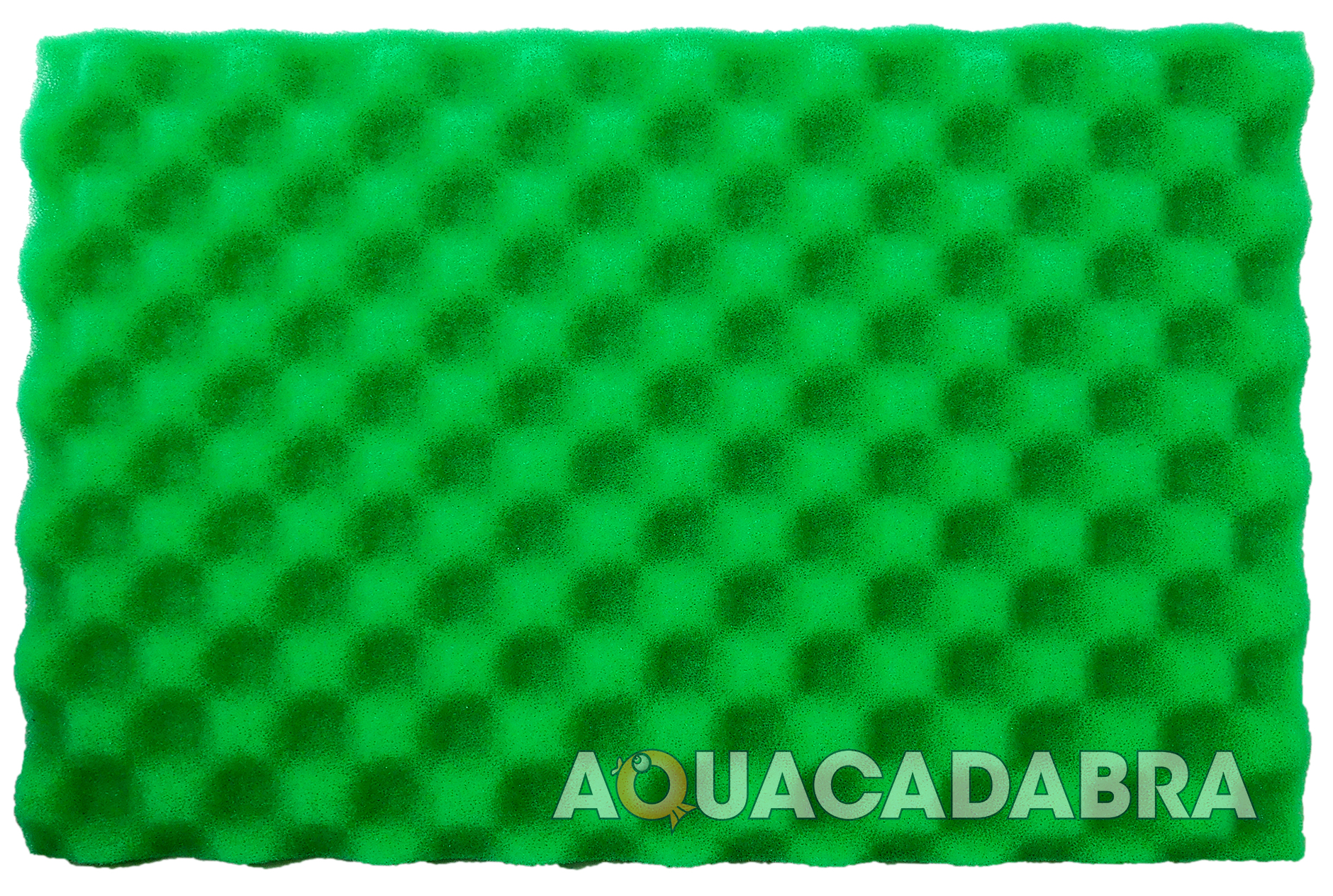17 x 11 fish pond filter foam set of 3 fine medium for Pond filter sponges