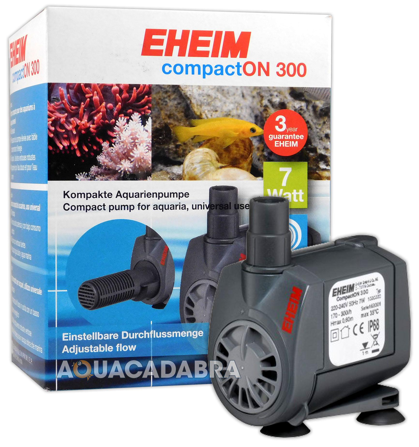 eheim compact 300 aquarium pump marine tropical sump tank fish filter ebay. Black Bedroom Furniture Sets. Home Design Ideas