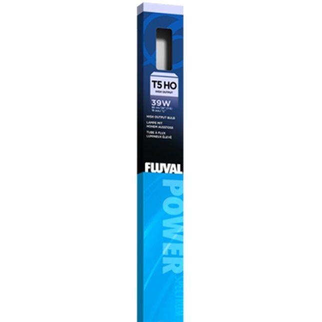 Fluval T5 Ho Power Spectrum Glo Light Tube 18000 Kelvin