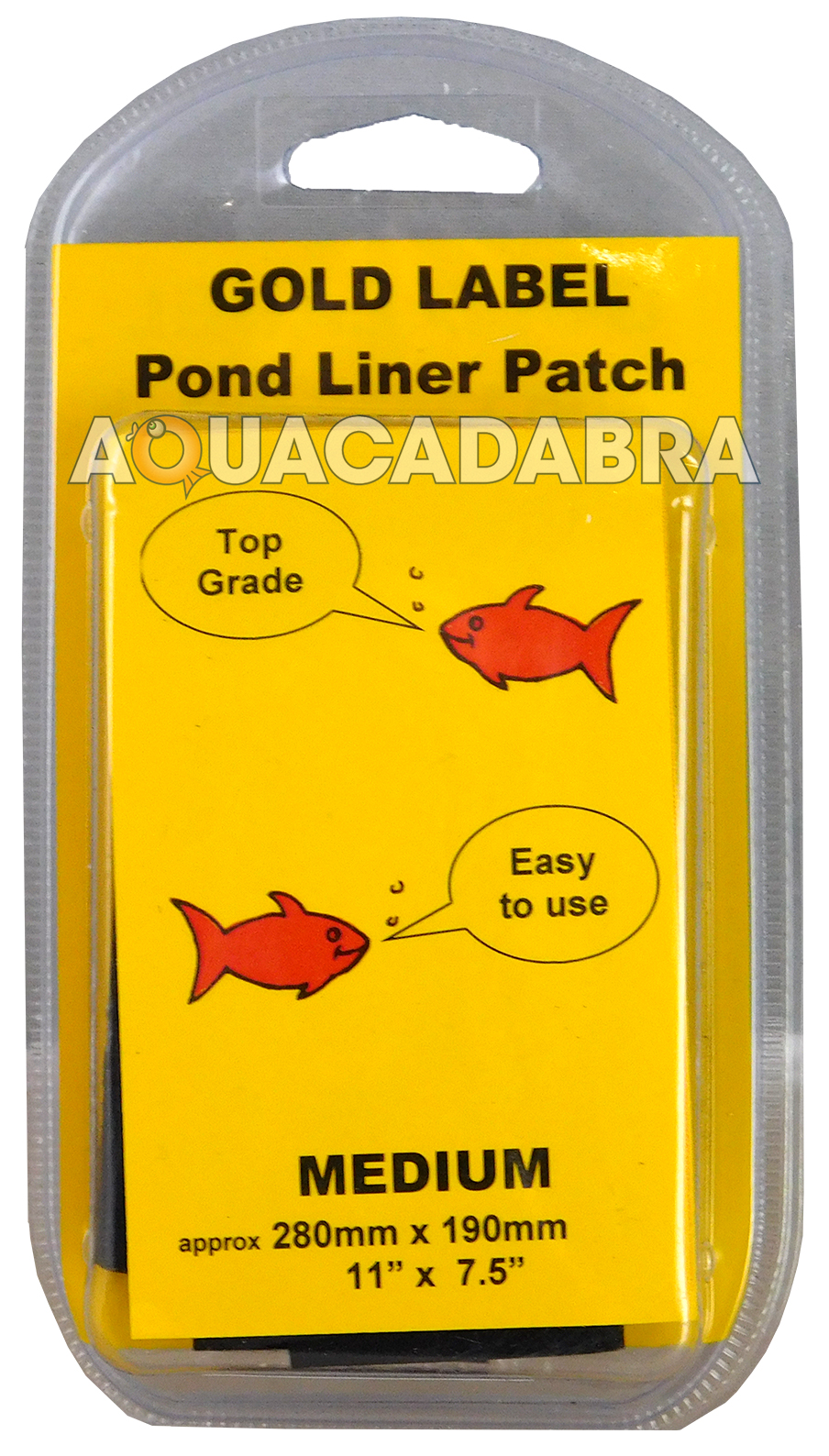 Gold Label One Shot Clear Black Underwater Sealant Pond