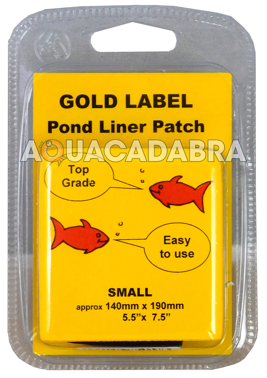 Details about GOLD LABEL ONE SHOT CLEAR BLACK UNDERWATER SEALANT POND LINER  PATCH AQUARIUM