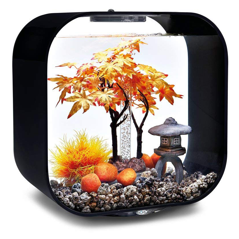 Biorb-saisonniere-Decor-Set-30-l-automne-hiver-ete-ornement-Fish-Tank-Aquarium miniature 3