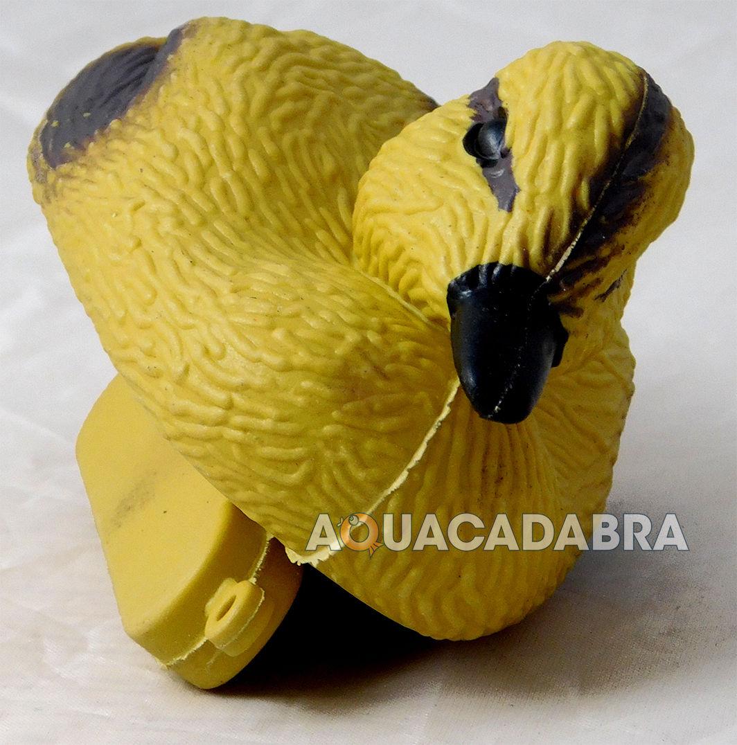 Baby ducklings floating decoy ducks mallard plastic for Ornamental pond supplies