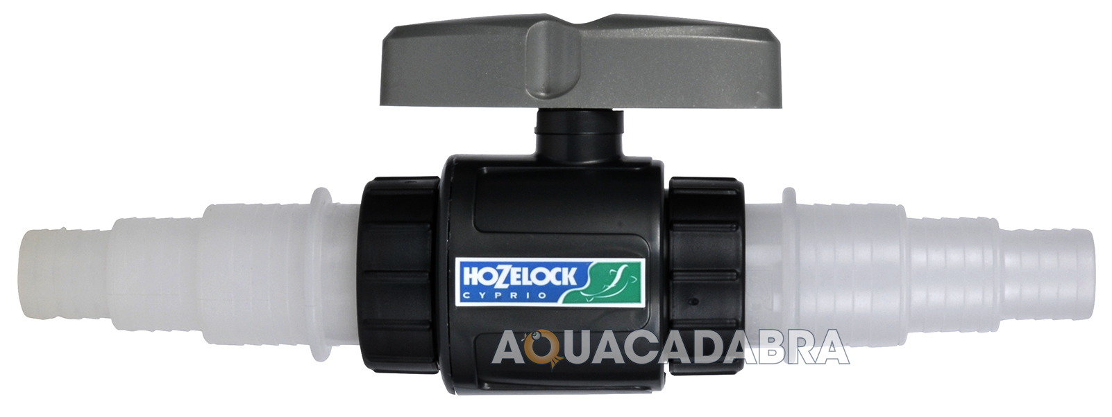 Hozelock flow control valve water straight tap conector for Inline pond filter