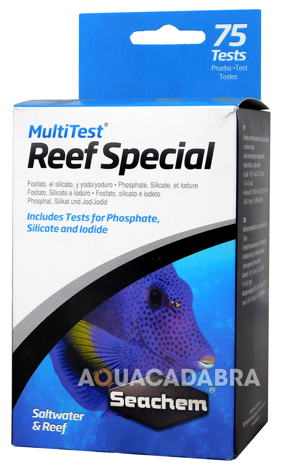 how to test tropical fish tank water