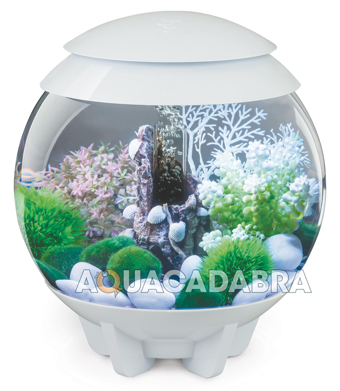 Oase biorb halo 15l 30l 60l led light fish tank aquarium for Black light for fish tank