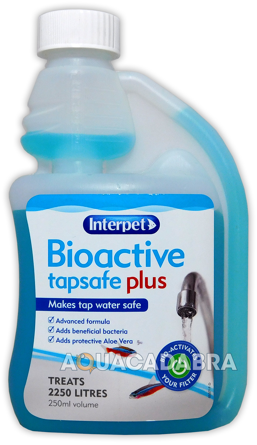 Interpet bioactive tap safe plus chlorine water for Fish tank water conditioner
