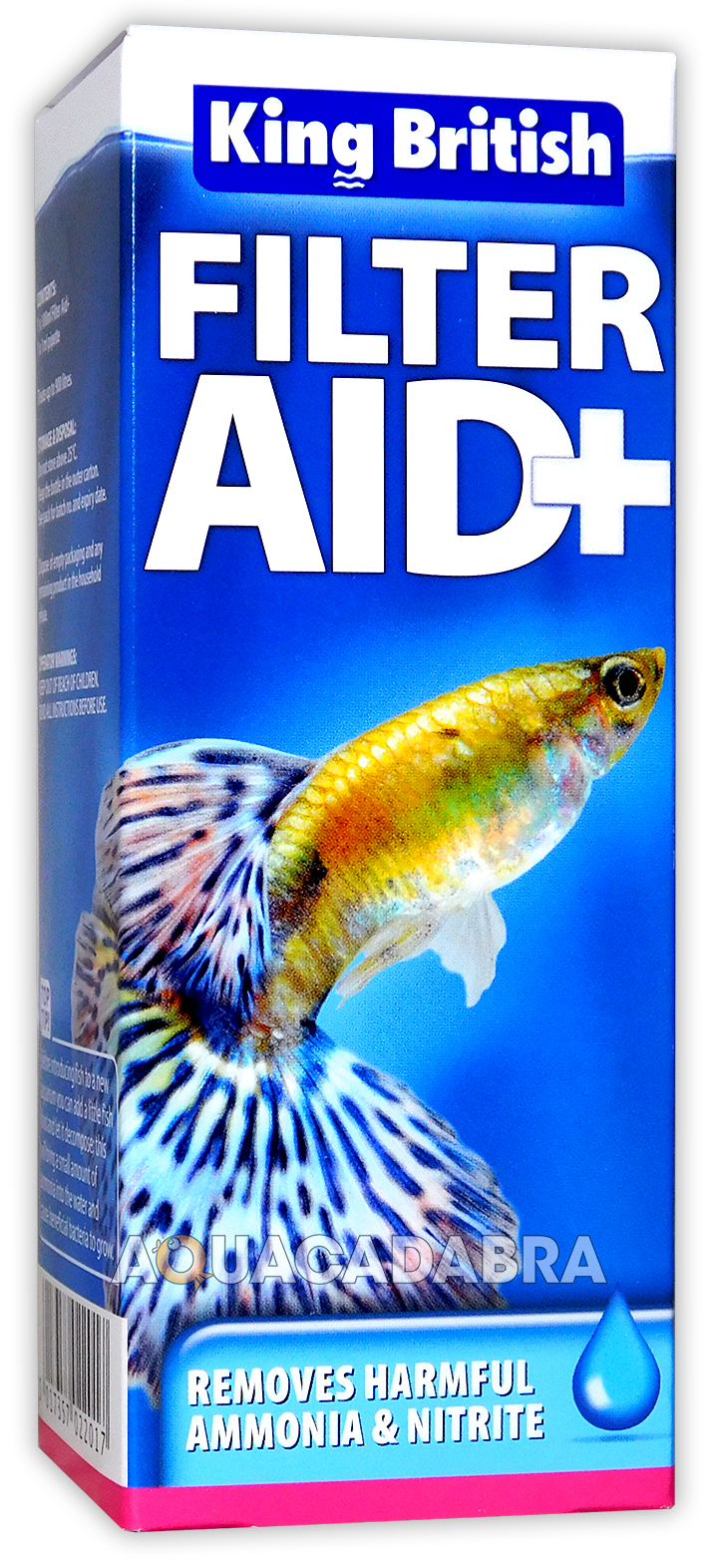 KING-BRITISH-FILTER-AID-SAFE-WATER-FISH-TANK-AQUARIUM-NITRITE-AMMONIA-TREATMENT
