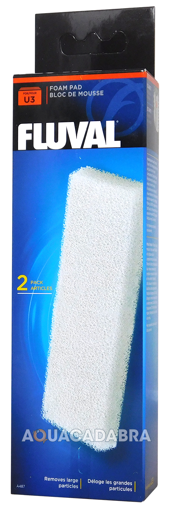 Fluval filter media replacement foam pads fish tank for Fluval fish tank filter