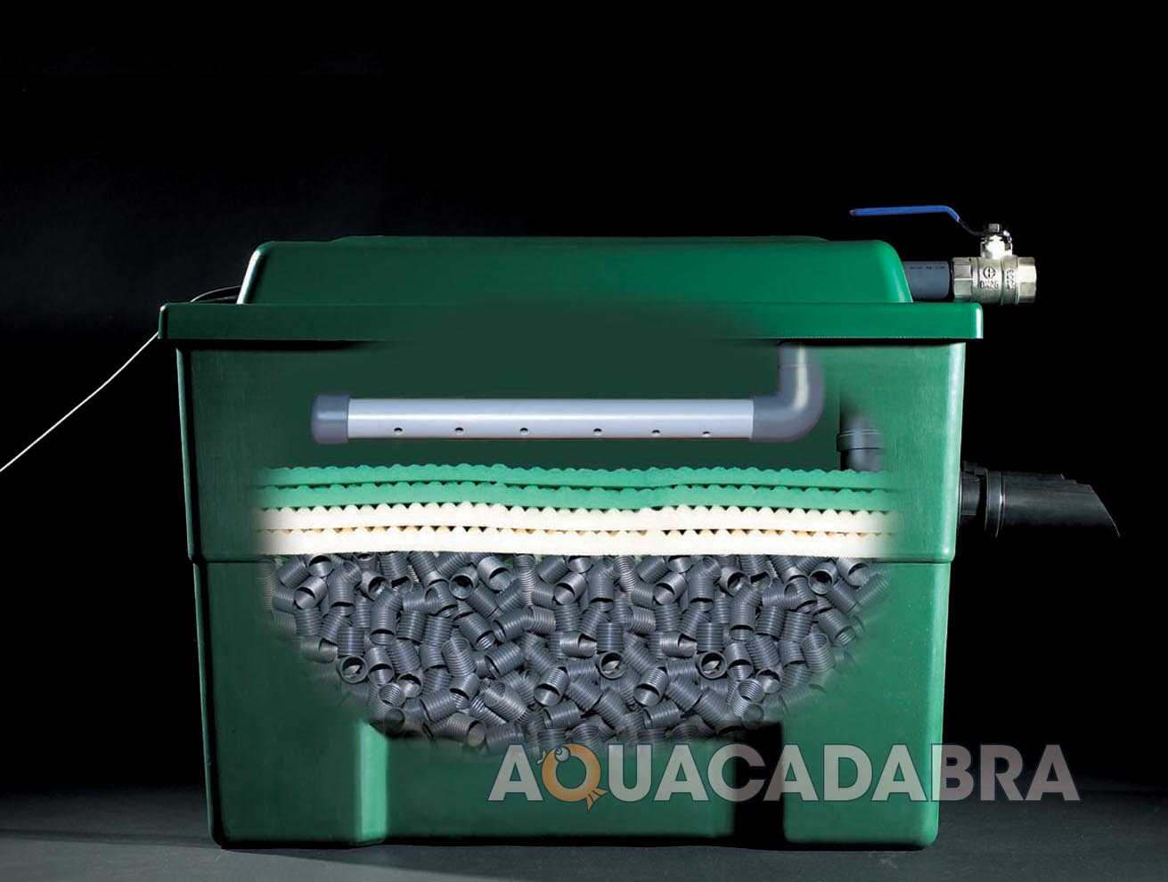 Lotus Green Genie 6500 Uv Filter Box 18w Water Clarifier