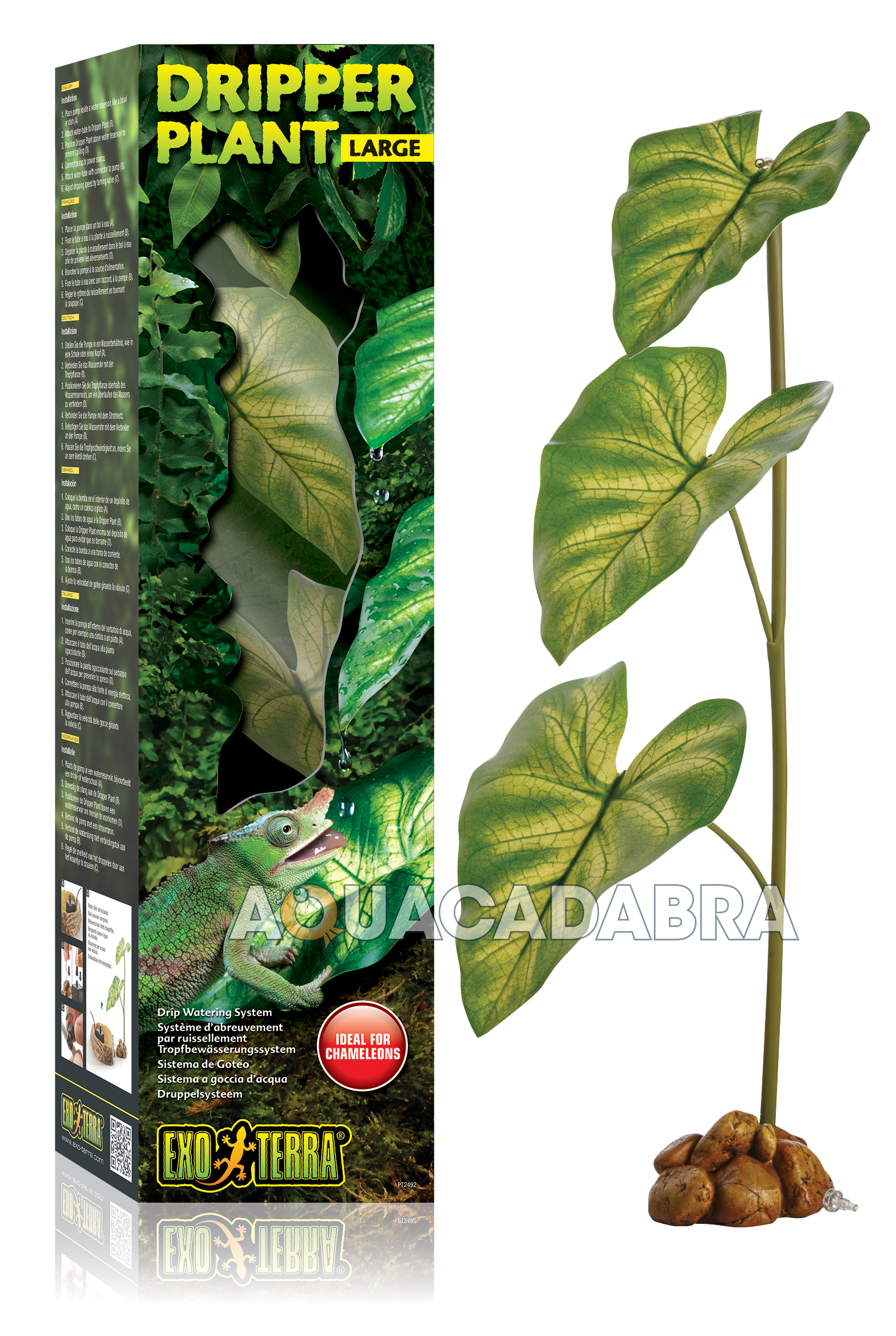 Exo Terra Dripper Plant Large Drip Watering System