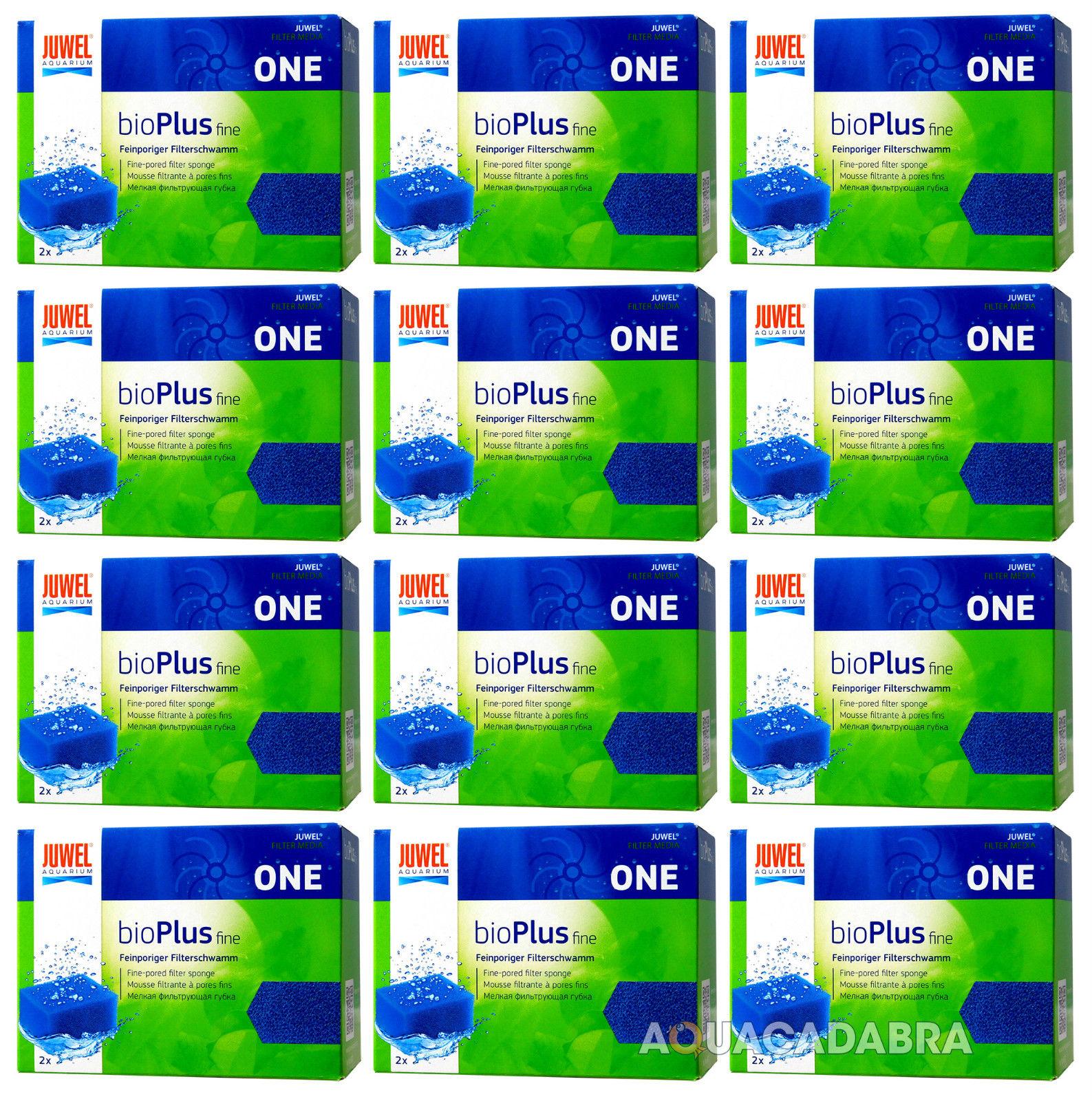 Juwel Bioflow One Filter Media Fine Bioplus Blue Sponge