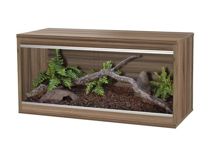 how to build a vivarium for a snake