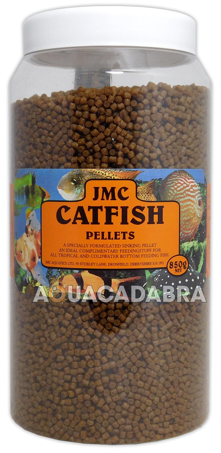 Jmc Catfish Sinking Pellets 100g 200g 400g 850g Food
