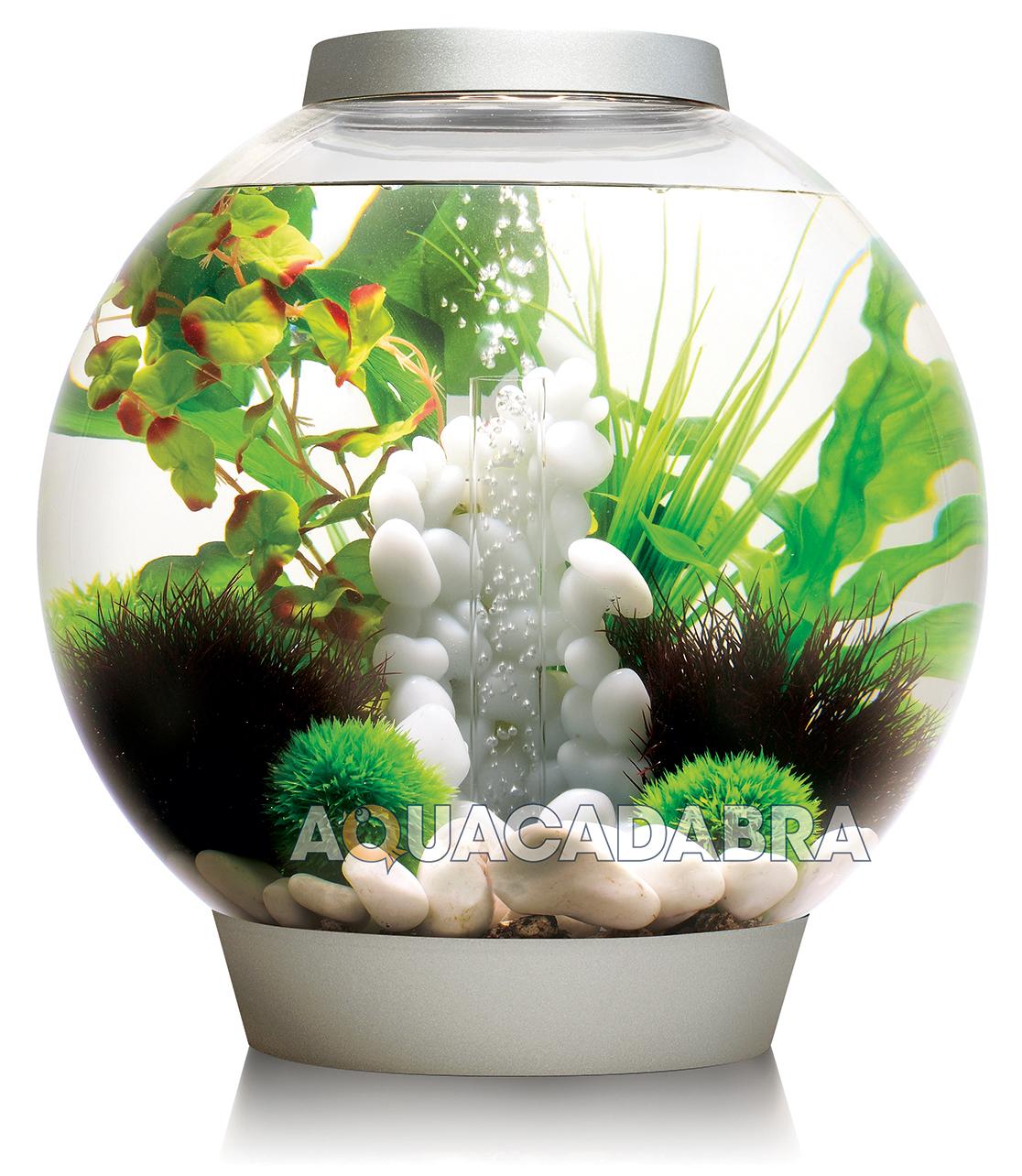 Oase biorb classic mcr aquariums multi colour led 15l 30l for Petit aquarium