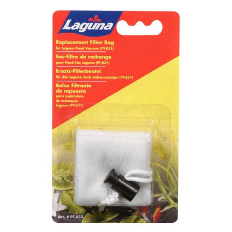 Laguna replacement filter bag pt833 laguna pond vacuum for Pond filter bag