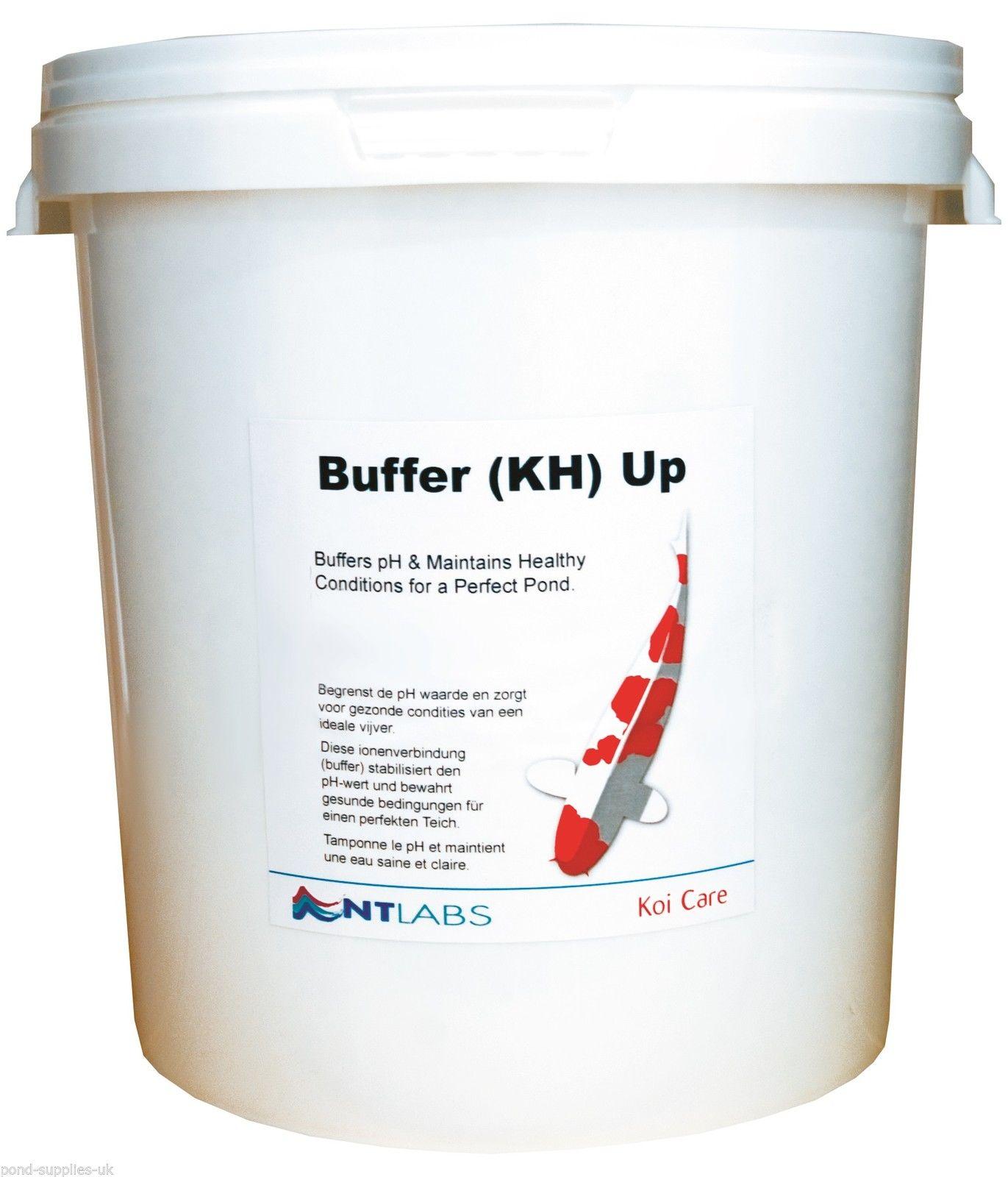 nt labs buffer kh up 1 5kg 5kg 20kg increase koi pond