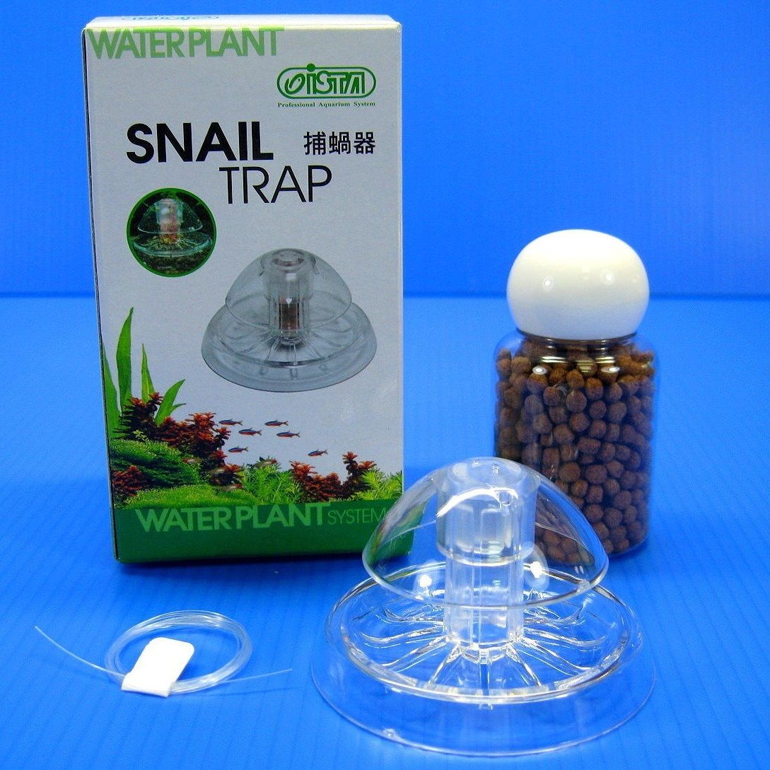 Ista snail trap bait food aquarium fish tank tropical for Snails in fish tank