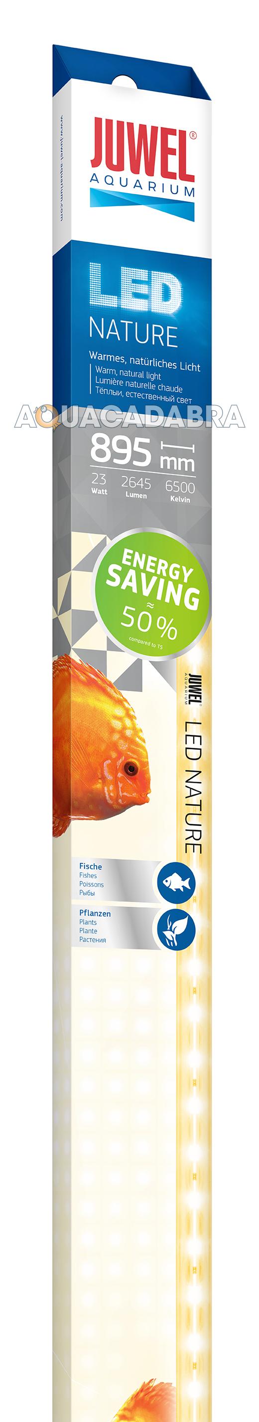 Fish & Aquarium Realistic Juwel Led Marine Multilux Bulb Light White Coral Reef Growth Aquarium Tank
