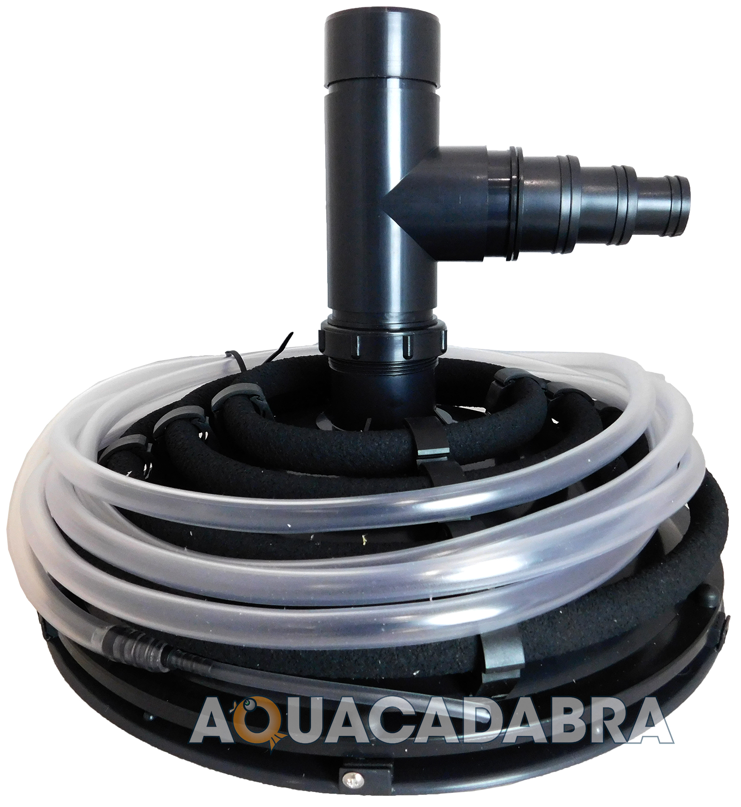 Retro Fit Domed Aerator Weighted Bottom Drain Fish Pond