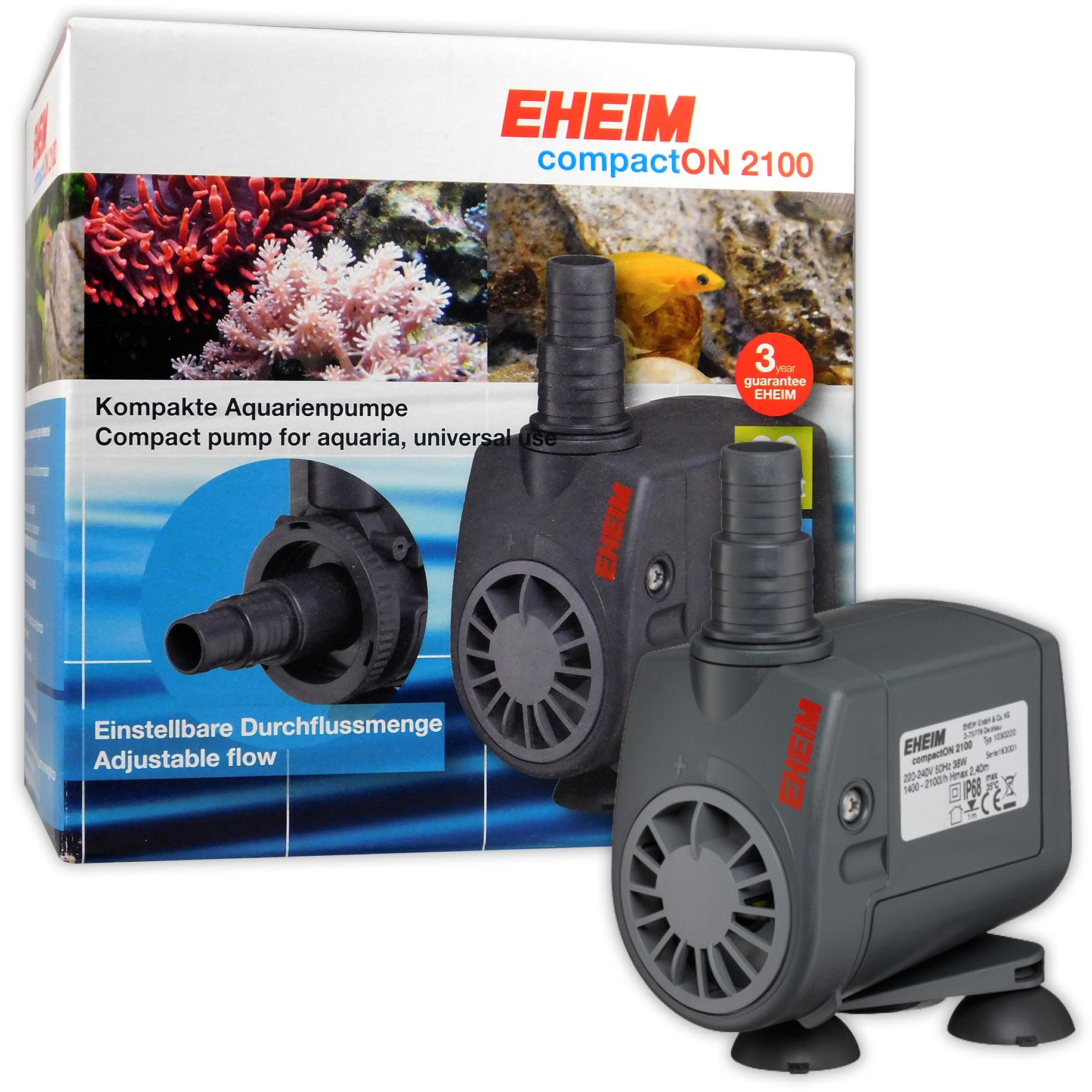 EHEIM COMPACT a flusso dell'acqua Pompa di circolazione ...