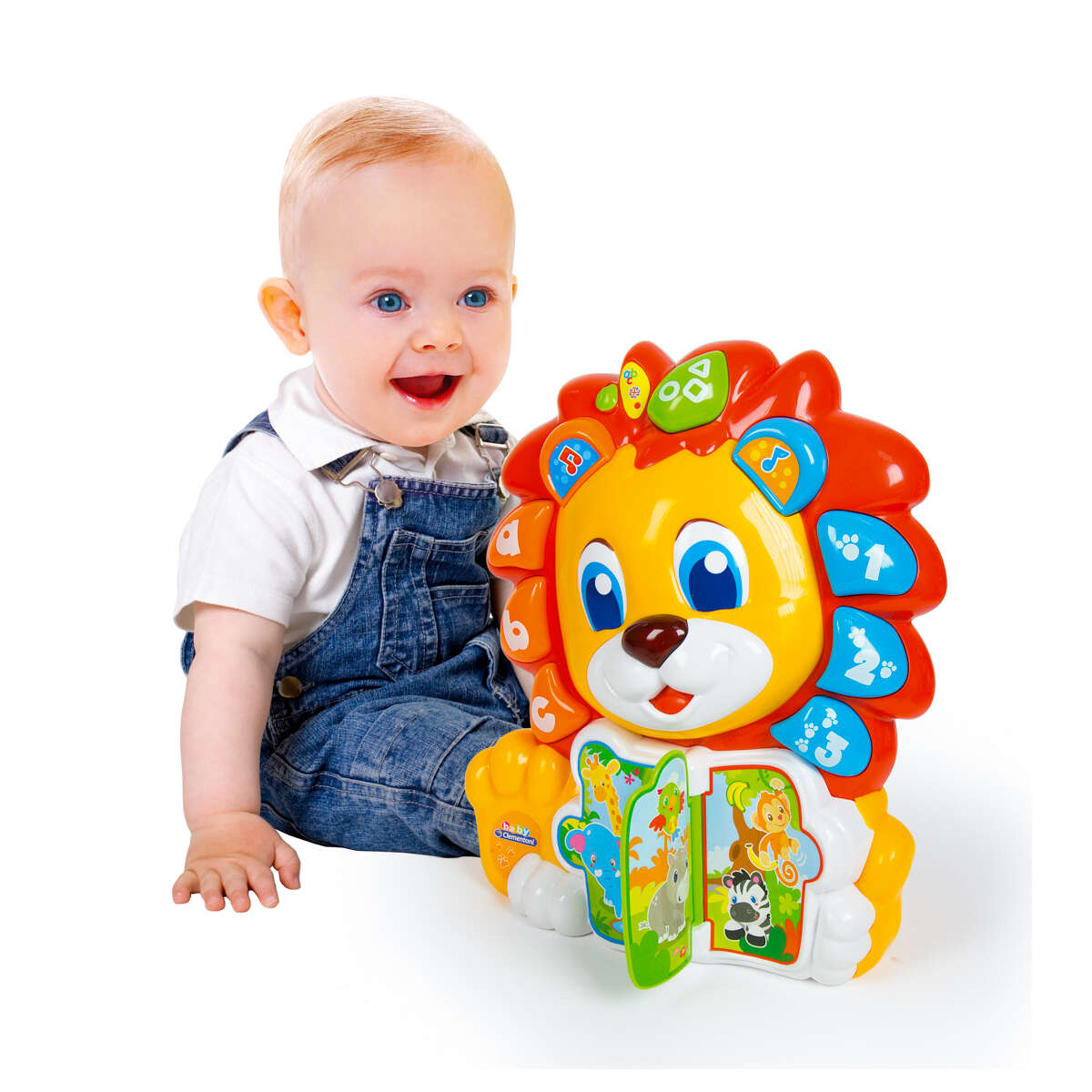 Baby Clementoni-ინტერაქტიული ლომი
