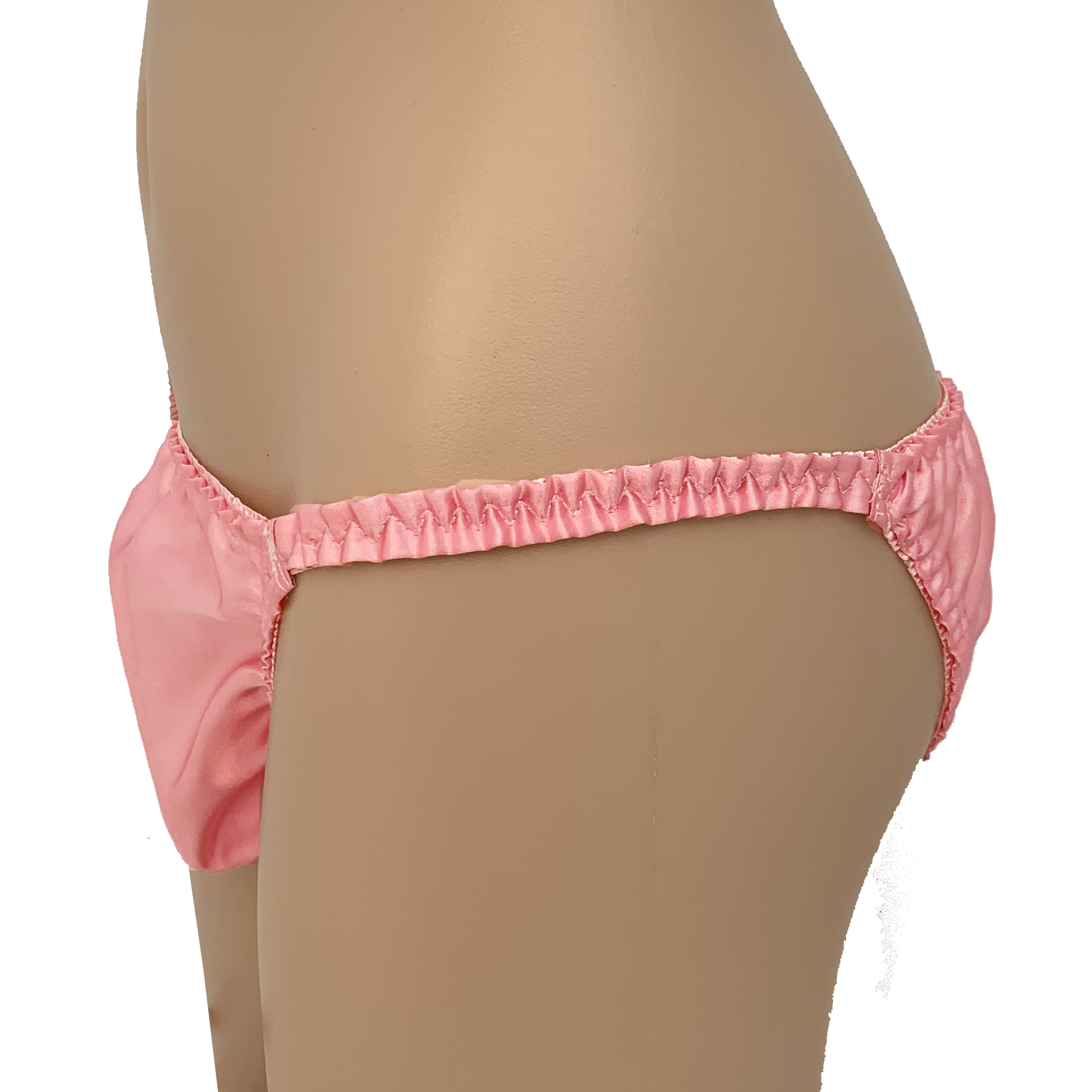 Panties With False Fly Front HD