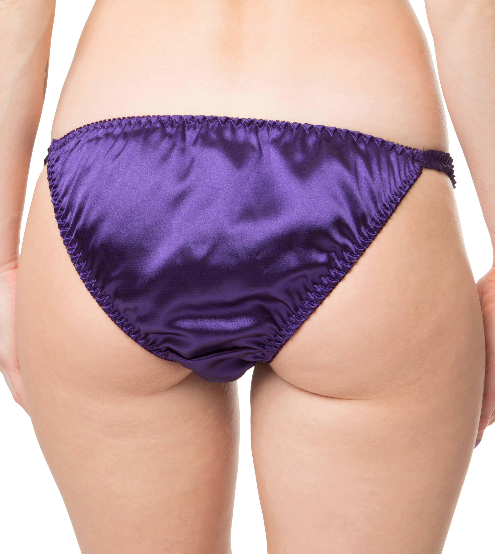 Free Thumbnails Of Satin Panties Pic