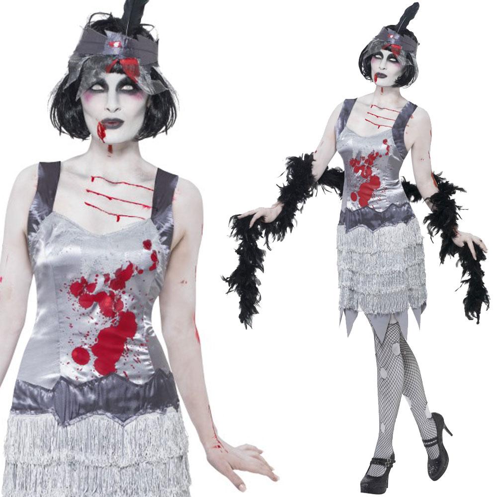 halloween zombie kost m herren damen zombies wandern dead outfit ebay. Black Bedroom Furniture Sets. Home Design Ideas