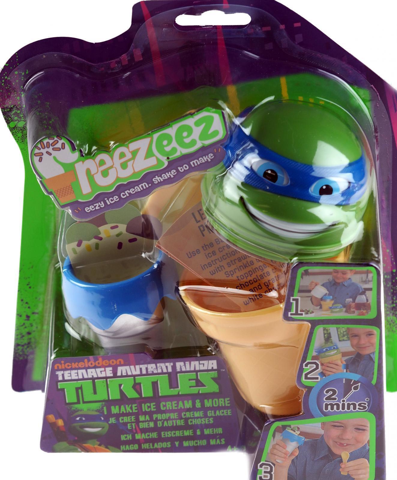 Freezeez kids make your own teenage mutant ninja turtles ice cream image of freezeez kids make your own teenage mutant ninja turtles ice cream maker ccuart Images