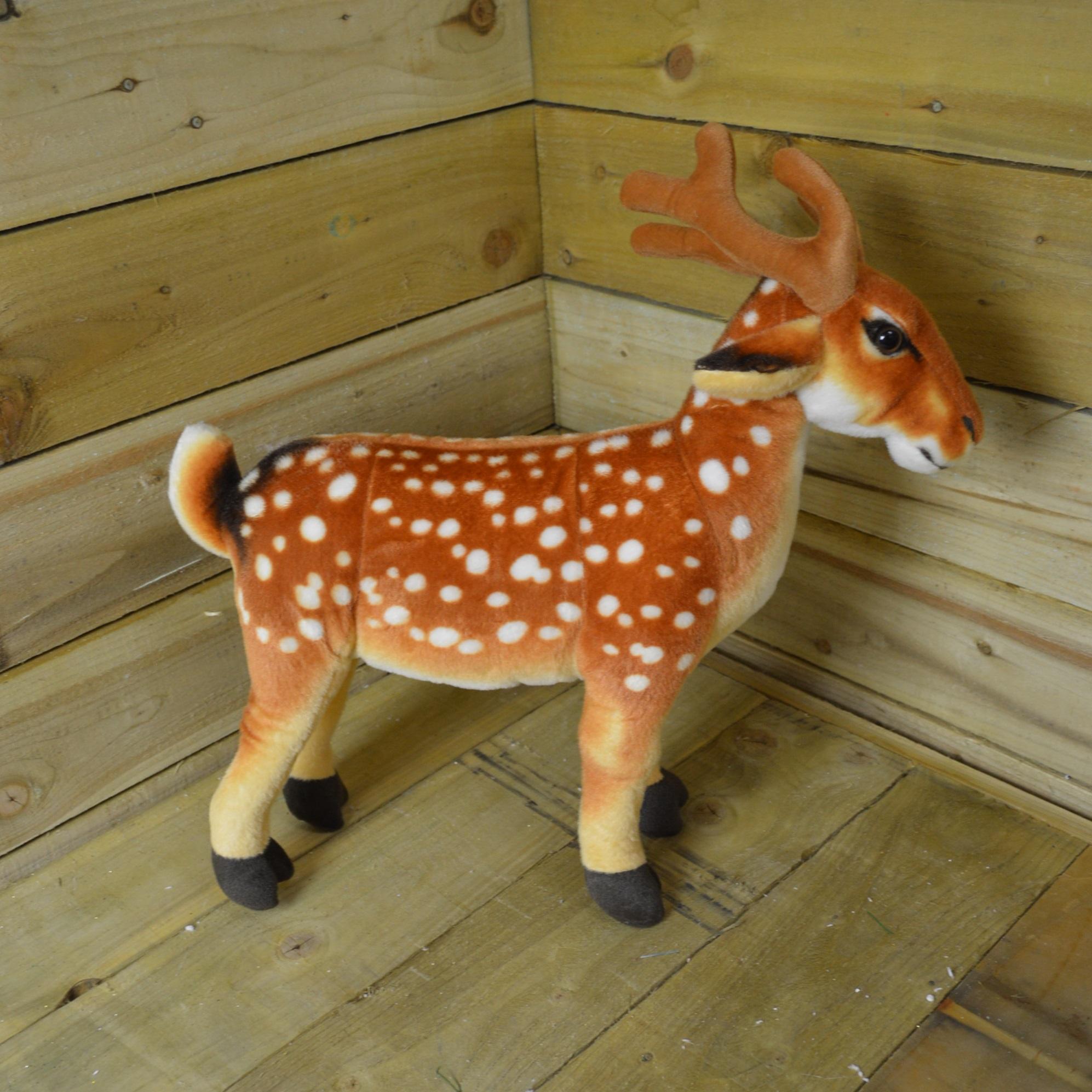 50cm Novelty Reindeer Advent Calander Christmas Decoration