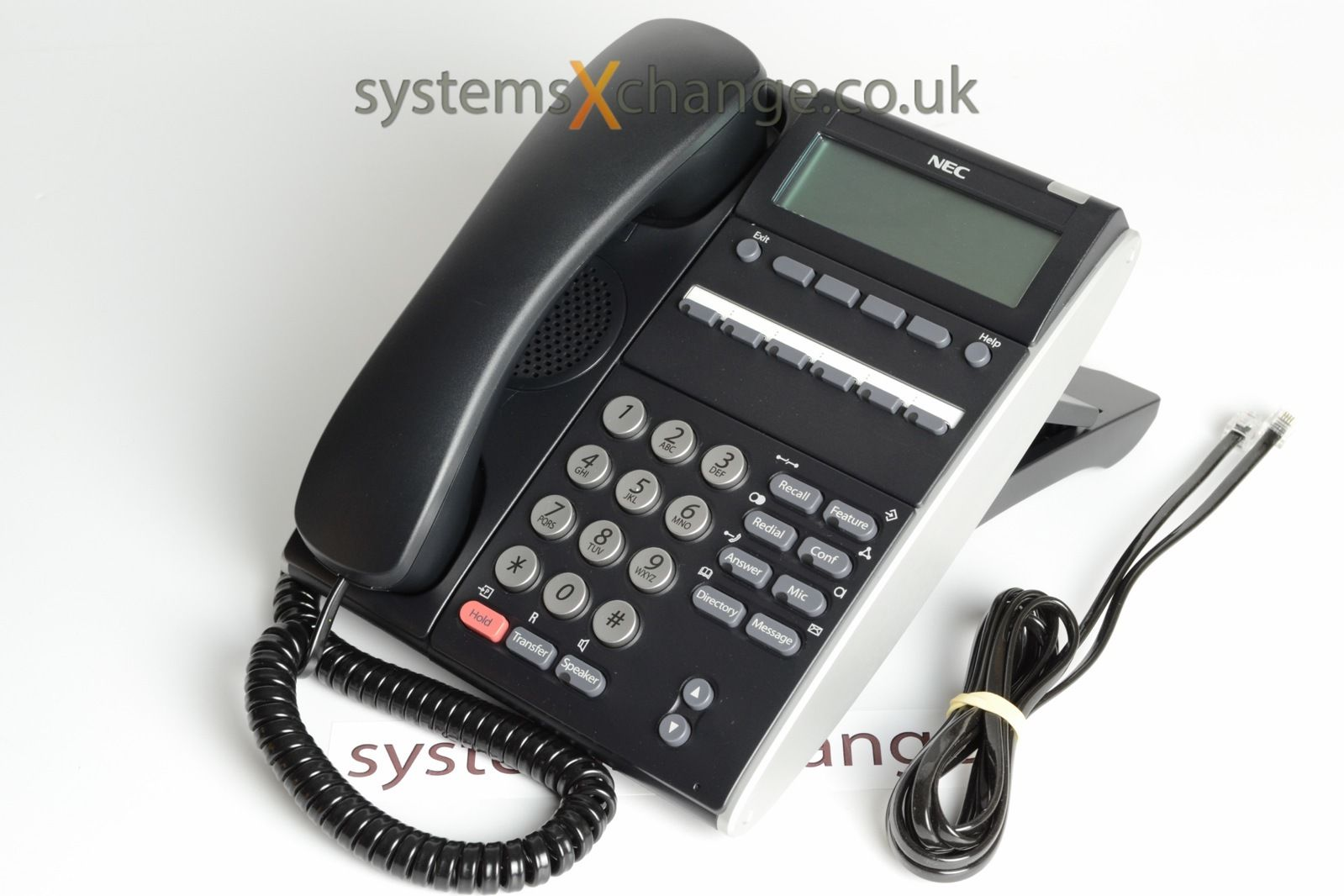 NEC DT300 Series DTL-6DE-1P Phone I 12 Months Warranty I Free Next Day  Delivery