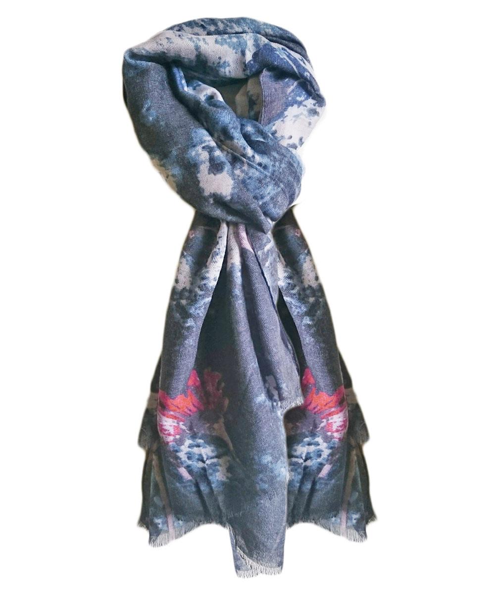 UK Seller Ladies Womens Long Plain Fashion Neck Scarves Shawl Wrap Chiffon Scarf